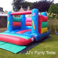 JJs Party Time Bouncy Castle