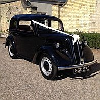 The Classic 'Popular' Wedding Car Company Transport