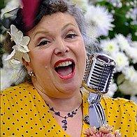 May Blossom Vintage Songbird Vintage Singer