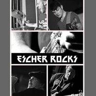 Escher Rocks Function Music Band