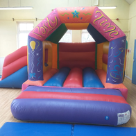 Big Bang Bouncy Castle Hire Sumo Suits