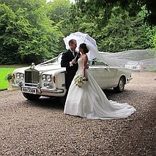 Alnwick Wedding Cars Wedding car