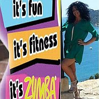 Zumba Fitness With Denia Dance Instructor