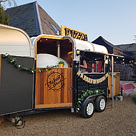The Wood Shed Ltd Pizza Van