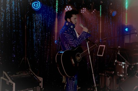 Elvis Tribute - Tribute Band , London, Venue , London, Impersonator or Look-a-like , London,  Elvis Tribute Band, London 60s Band, London 70s Band, London