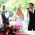 Singing Waiter Services Wedding Music Band