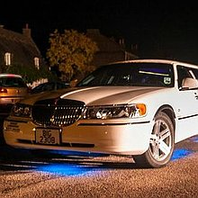 Shades Limousines Chauffeur Driven Car