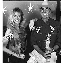 BLAZING SADDLES Hoedown Band Live Music Duo