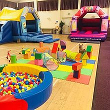 Unique Children's Parties Event Equipment