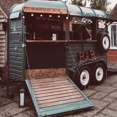 The Dawdling Duck Mobile Bar