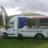 The Village Fryer Burger Van