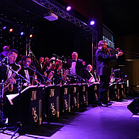 The Northern Swing Orchestra Jazz Band