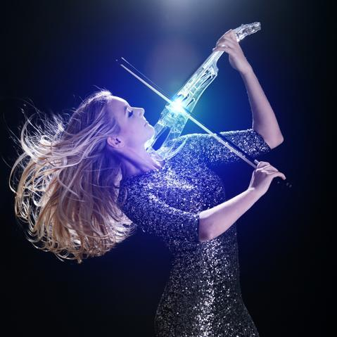 Sally Potterton - Electric Violinist Solo Musician