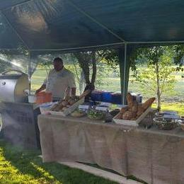 M&D catering Hog Roast