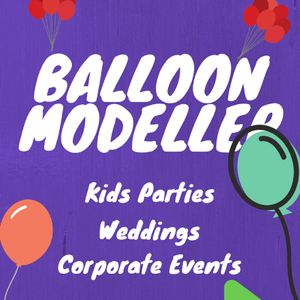 Bouquet Balloons Children Entertainment