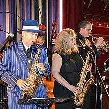 One Jump Ahead Vintage Band