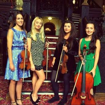 Echo String Quartet - Ensemble , Liverpool,  String Quartet, Liverpool
