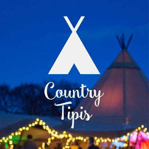 Country Tipis Party Tent