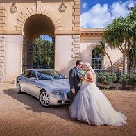 Maserati Memories Wedding car