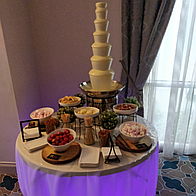 Rainbow Fountain Catering
