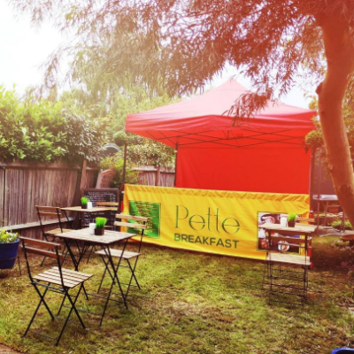 Pette Children's Caterer