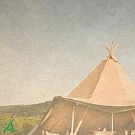 Event In A Tent Tipi