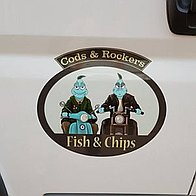 Cods And Rockers Fish&Chips Food Van