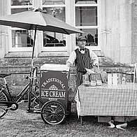Little beau ice cream tricycle Ice Cream Cart