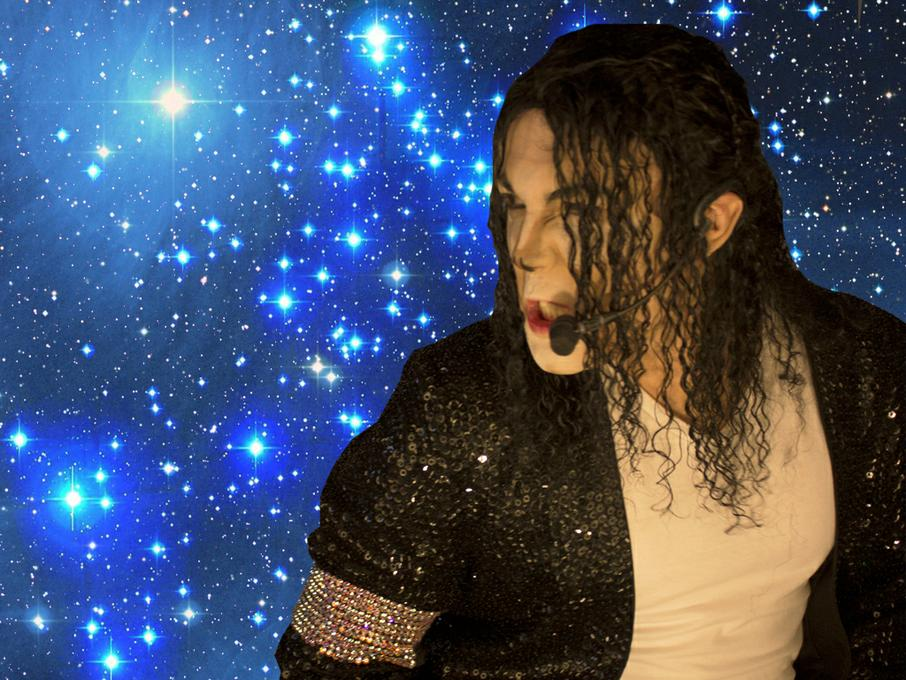Edward Is Michael Jackson - Tribute Band Impersonator or Look-a-like  - London - Greater London photo