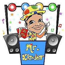 Mr Kinder Clown