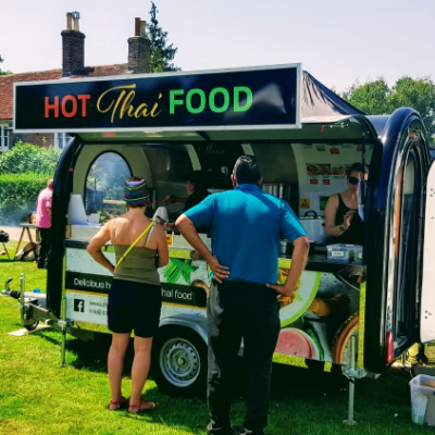 ThaiSo Catering Ltd Food Van