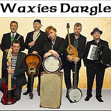 Waxies Dargle Function Music Band
