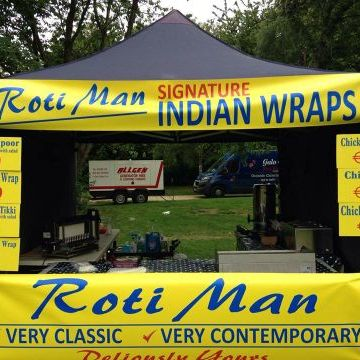 Hire Rotiman for your event in London