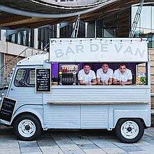 Bar dé Van Mobile Bar