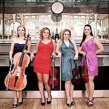 Tamora String Quartet String Quartet