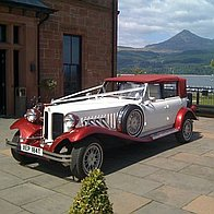 Ayrshire Bridal Cars Luxury Car