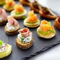 Cocktail & Canapes Private Party Catering