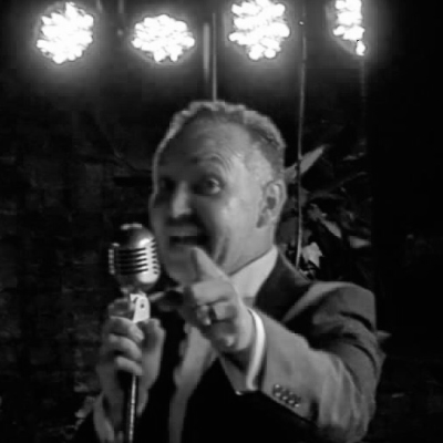 Mark Walker Sings Swing Live music band