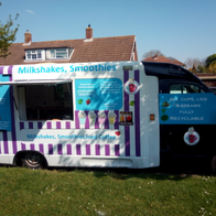 Shelbyshakes Ice Cream Cart