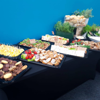 Chef Davies Ltd Business Lunch Catering