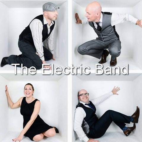 THE ELECTRIC BAND - Live music band , Birmingham, Ensemble , Birmingham,  Function & Wedding Band, Birmingham