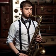 The Grand Central Trio Saxophonist