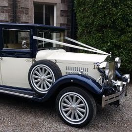 Top Class Vintage & Classic Wedding Car
