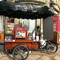 Coffee-Bike - J&A's Coffee Wheels Coffee Bar