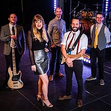 The Smooth Criminals Wedding and Party Band Funk band