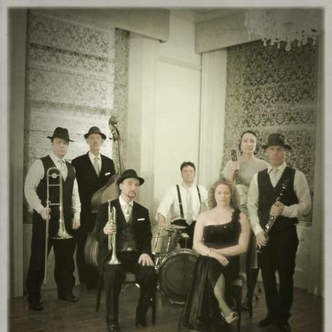 The Silver Ghosts 1920s, 30s, 40s tribute band