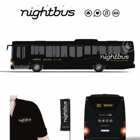 Nightbus Party Bus