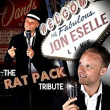 Jon Eselle Entertainment Vintage Singer
