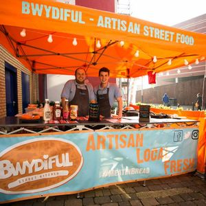 Bwydiful Food Van