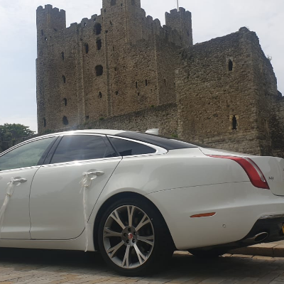 SB Elite Wedding Cars Chauffeur Driven Car